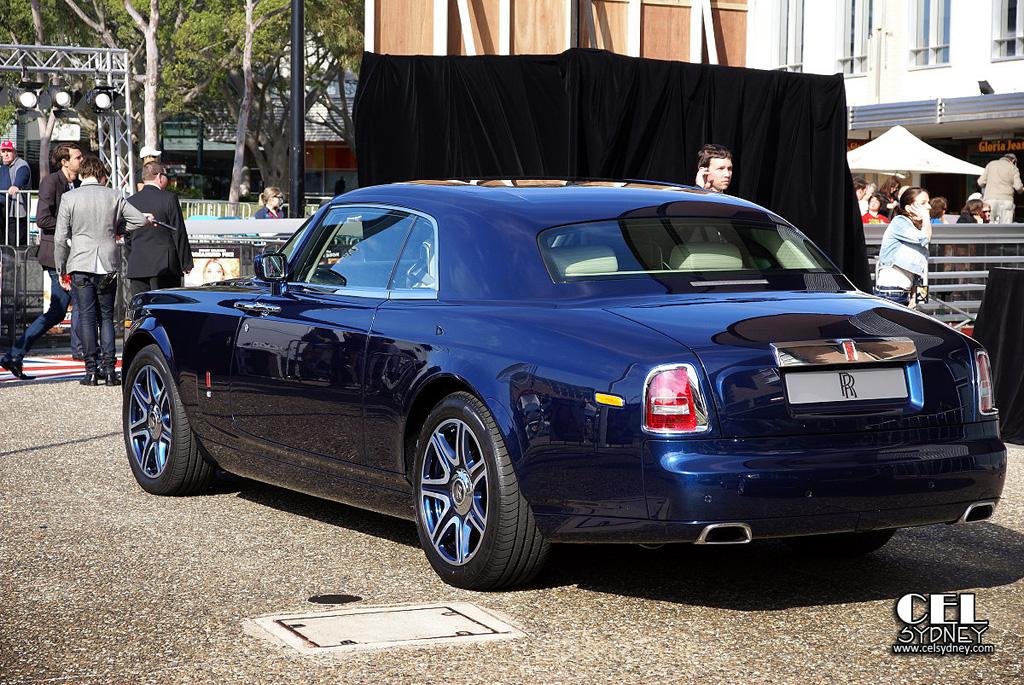 9 liter V16 | One-of-a-kind Rolls-Royce Phantom Coupé V16 us… |
