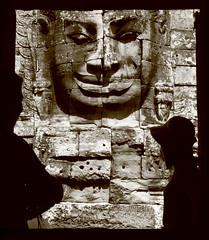 Angkor Thom. Bayon.