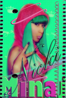 Nicki-Minaj-Peace | by gabychenet