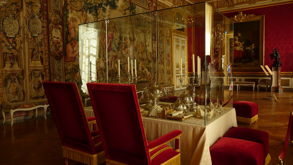 Perfect ... Château De Versailles   Dining Room | By Theashworld