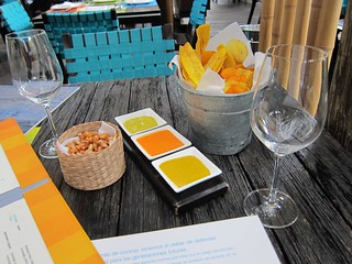 Chips and Dipping Sauces at La Mar | by fabulousfabs