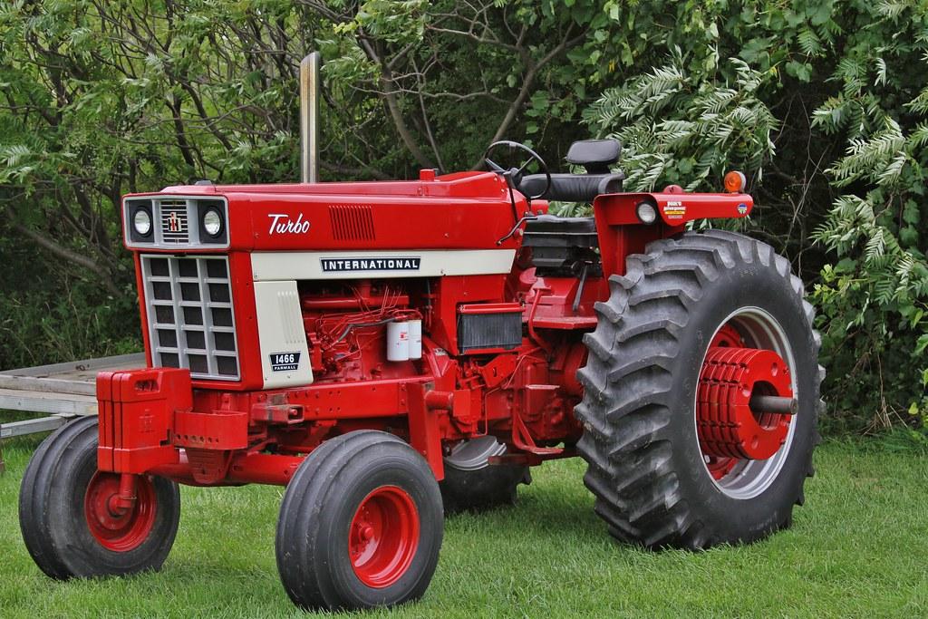 Ih 560 Turbo : Farmall turbo kevin gamble flickr