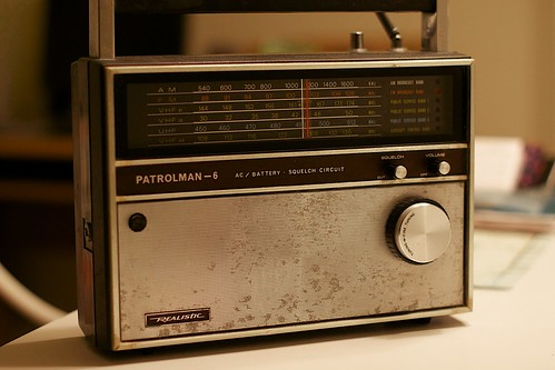 Dad's Radio | by cogdogblog