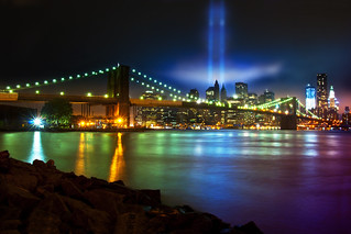 Tribute in Light [EXPLORE] | by Moniza*