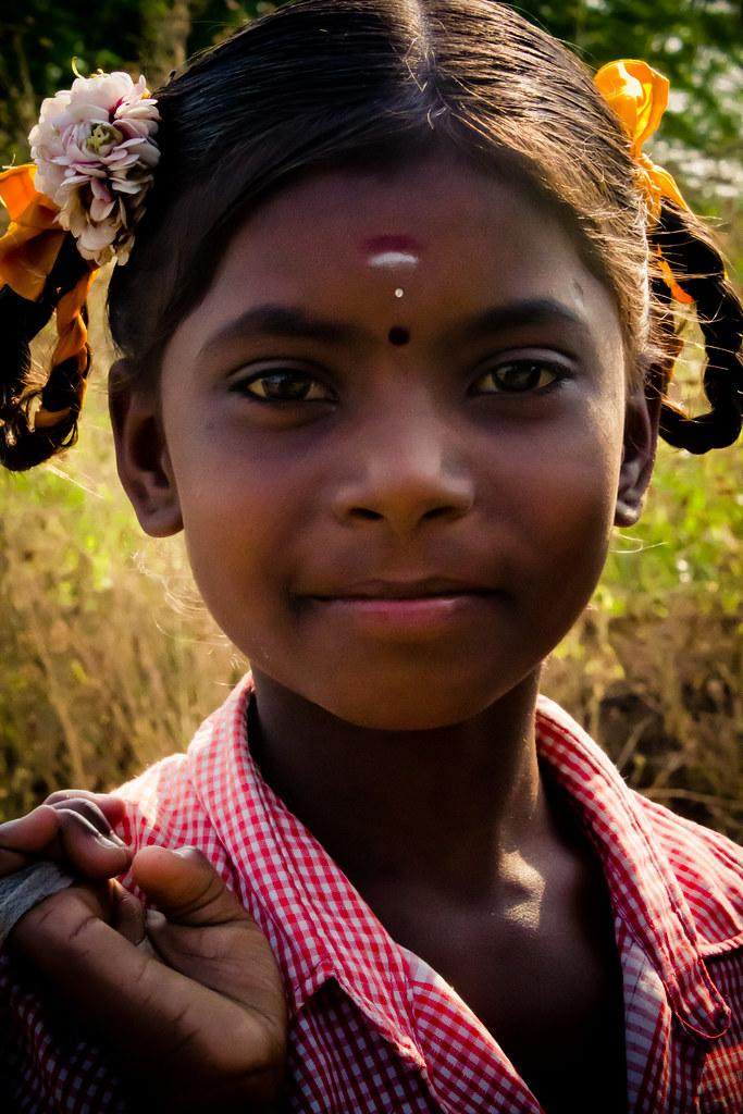 Thamizachi Desi Indian Girl By Venkiz