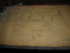 Magnavox console wiring diagram | Laura Dinkins-White | Flickr on