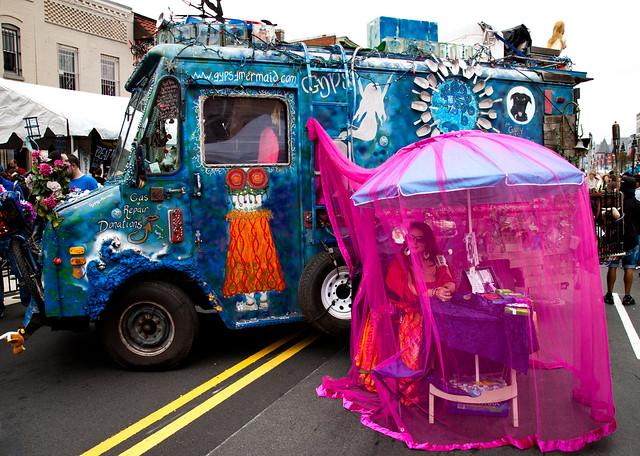 Gypsy Food Truck Charleston
