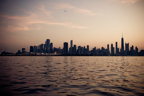 Chicago Sunset I | by Βrandon