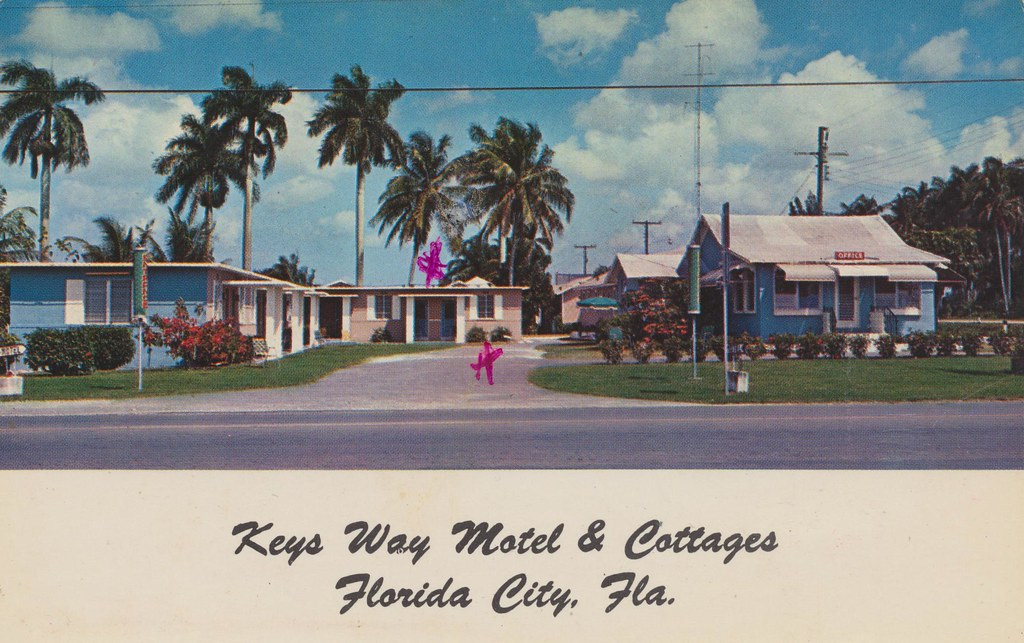 Keys Way Motel & Cottages - Florida City, Florida