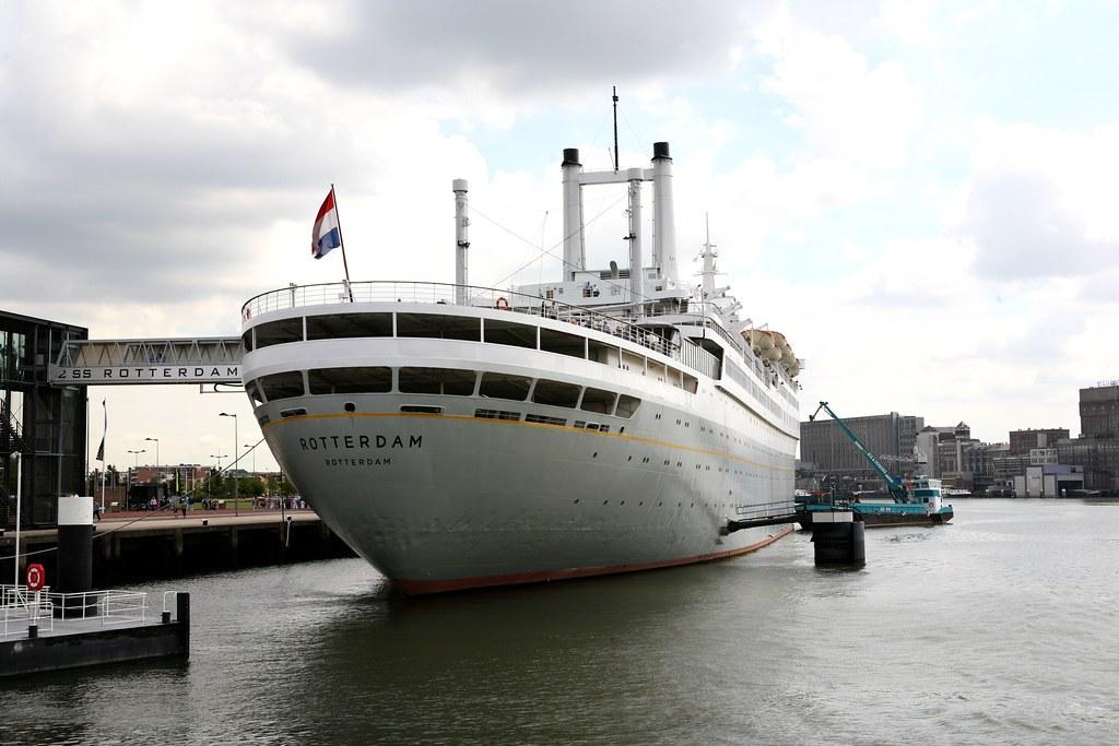 Cruise Ship Rotterdam  Dennis Goedegebuure  Flickr