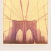 Brooklyn Bridge Revisited (Polaroid)