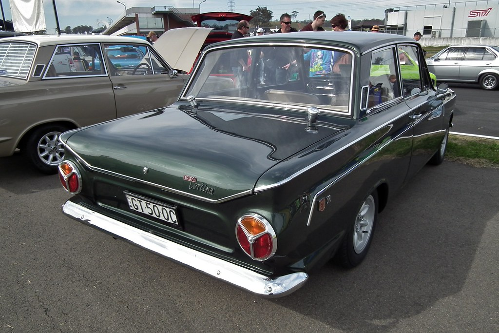 New South Ford >> 1965 Ford Cortina Mk I GT 500 | 1965 Ford Cortina Mk I GT 50… | Flickr