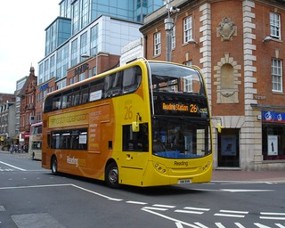 Reading Buses 207