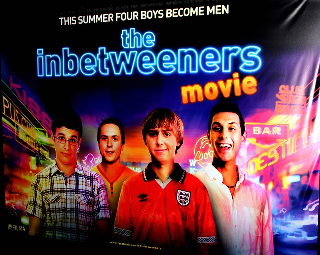 The inbetweeners movie quot world premiere flickr photo sharing