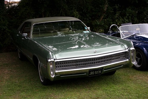 Capel Classic Car Show