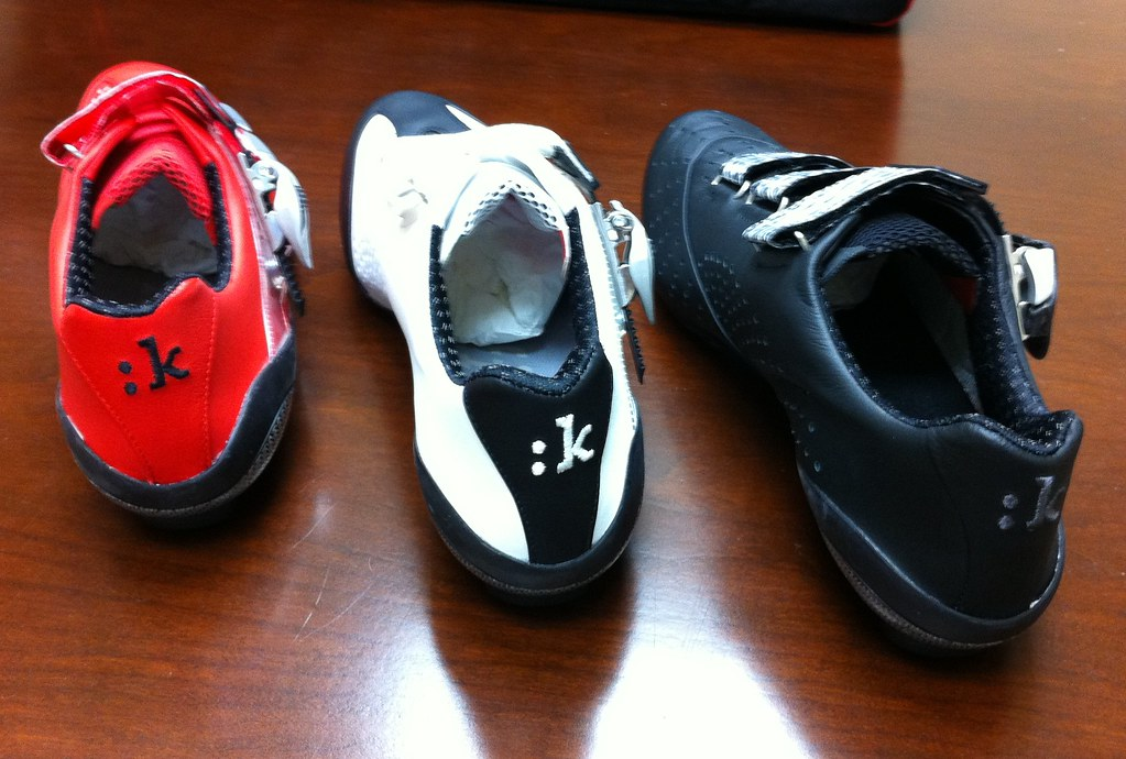 Fizik Red Shoes