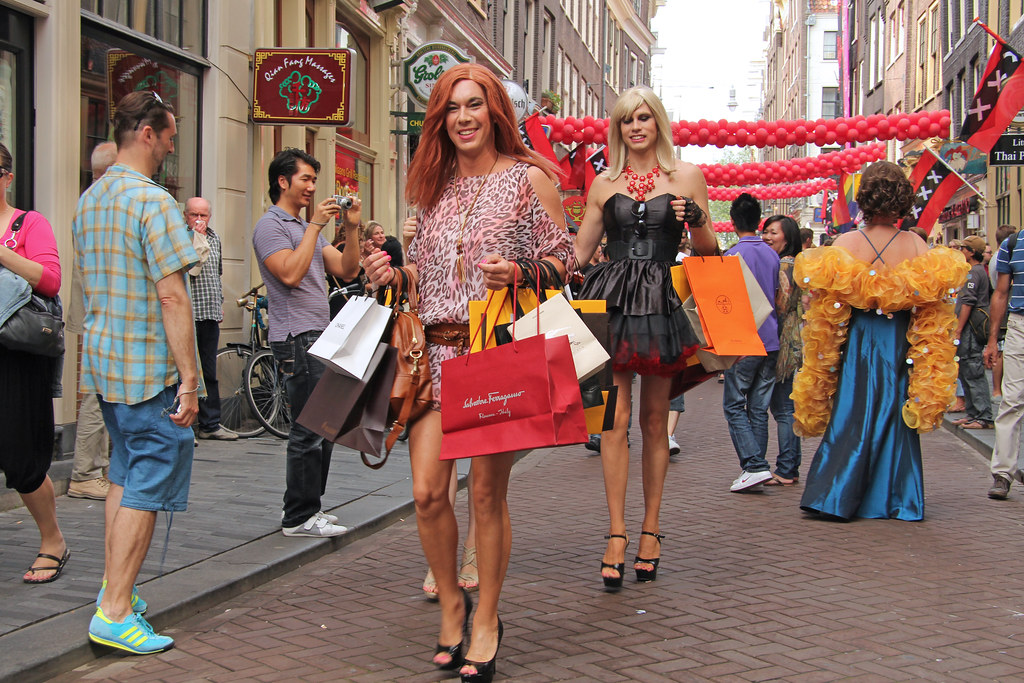 Men seeking women in amsterdam holland