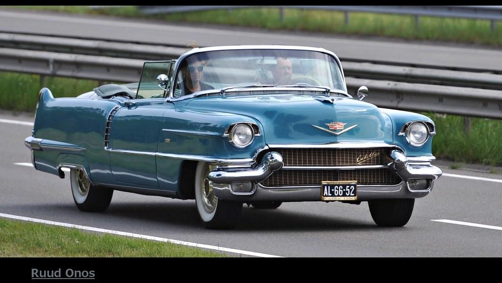 AL-66-52 Cadillac Convertible 1956 | Ruud Onos | Flickr