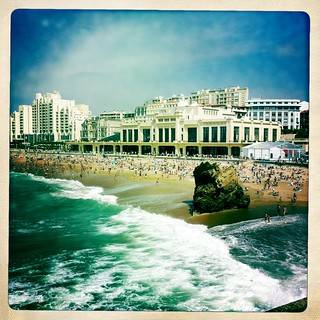 Biarritz - Pays Basque France | by Eric Lafforgue