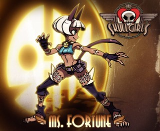 Skullgirls for PS3 (PSN): Ms Fortune | by PlayStation.Blog