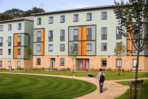 County College Residence | by Lancaster University