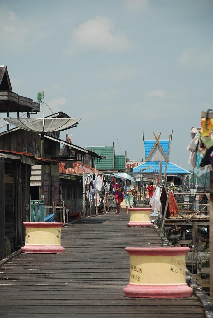 Kampung Mendawai Di Sungai Arut Mendawai Adalah Nama