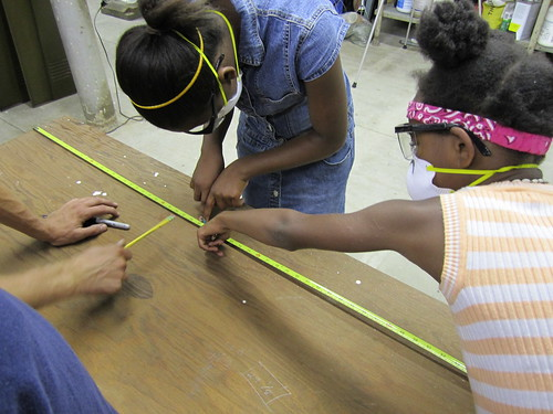 Measurement / cutting class | by Mt Elliott Makerspace