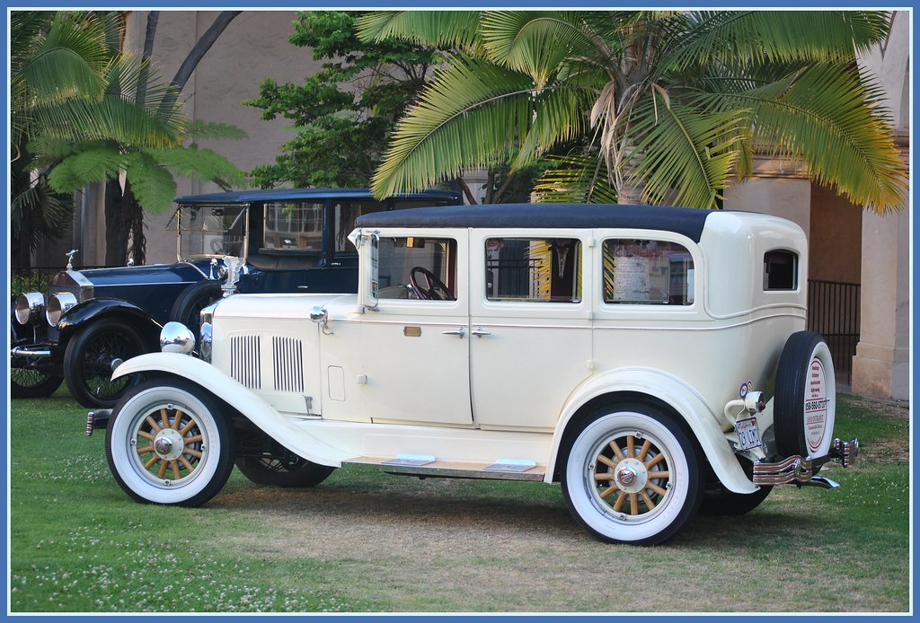 Limo For Sale >> 1929 Durant 4-Door ( More Views as Comments ) | 1929 Durant … | Flickr