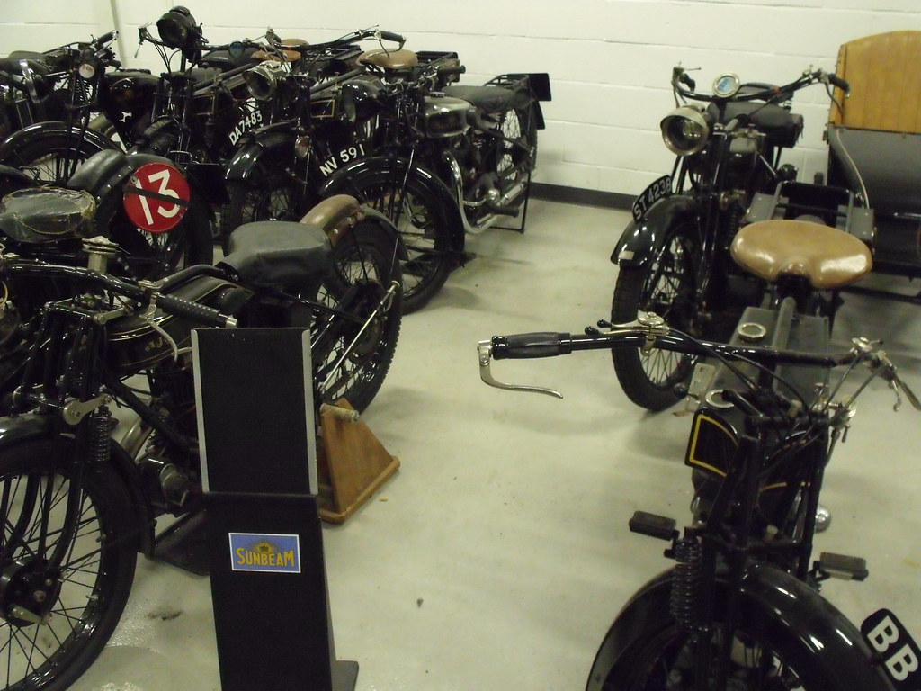 Black Country Motorcycles Tipton