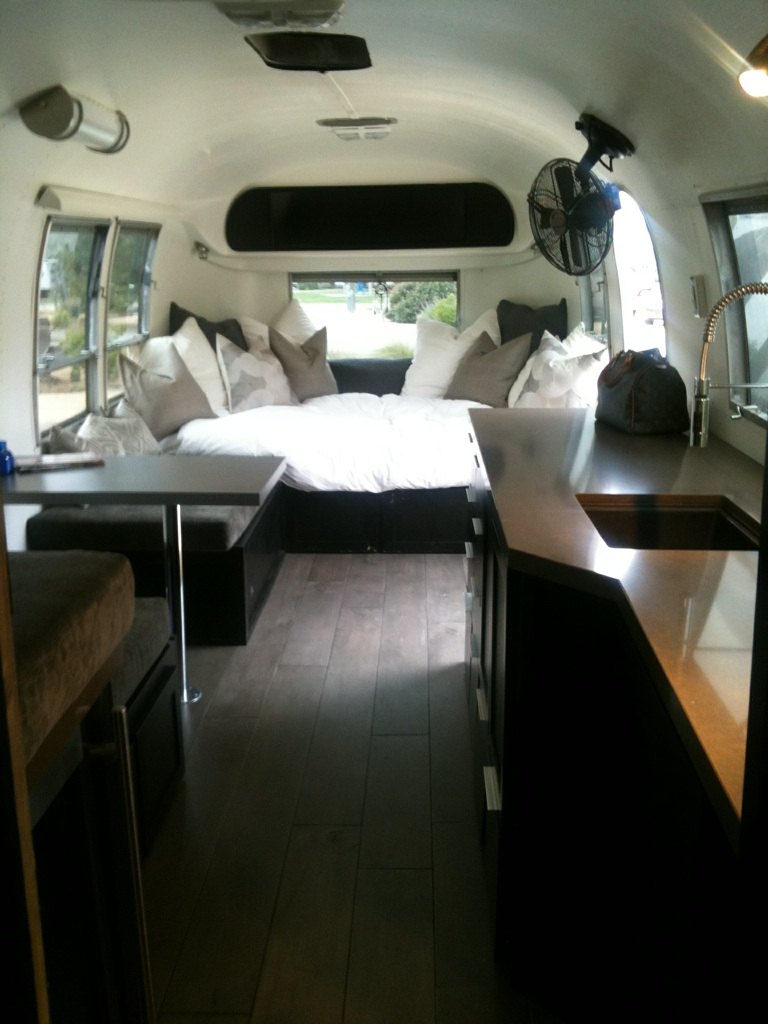 Ordinaire ... Custom Airstream Interior | By Avante Interiors