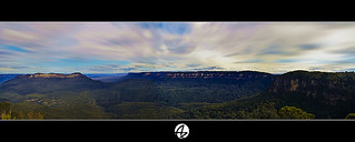 Panorama Blue Mountains | by Az. Abdulrahman Alzahim