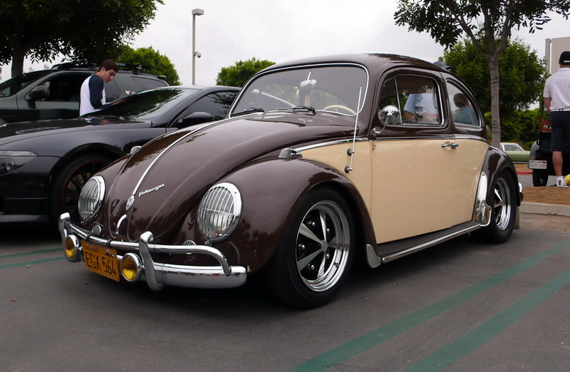 1958 Vw Bug Cars Amp Coffee This Bug Belongs To The Club