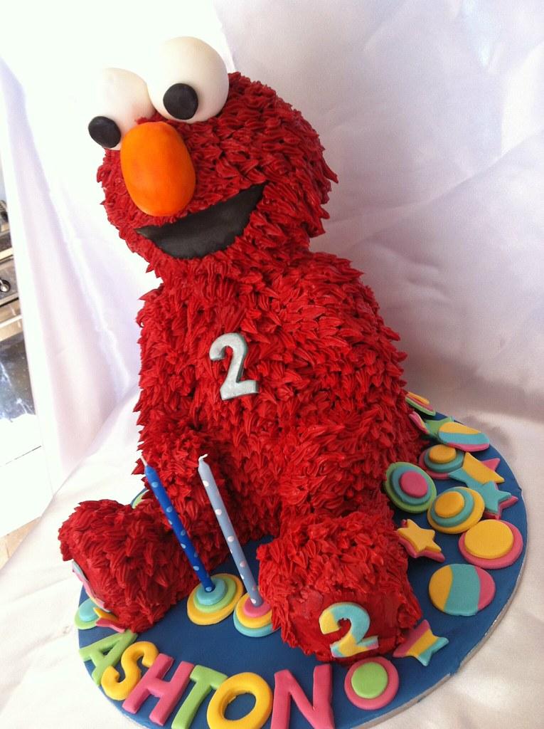 Elmo Birthday Cake Pan