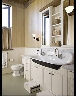 Bathroom Farm Sinks