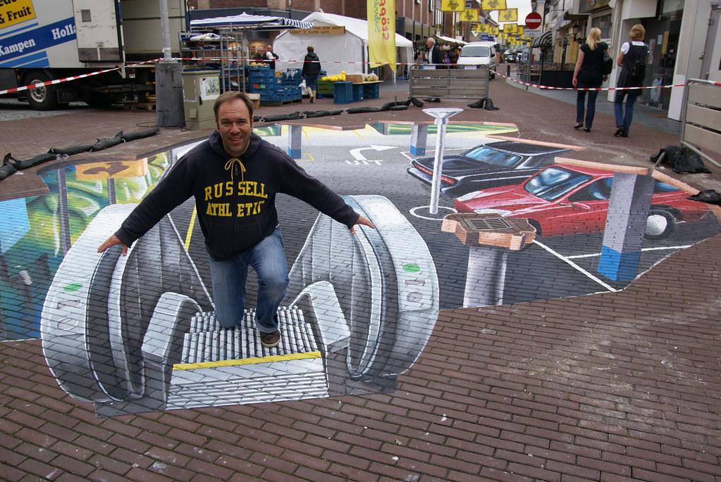 3d street painting stoppelhaene during the famous stoppelh flickr