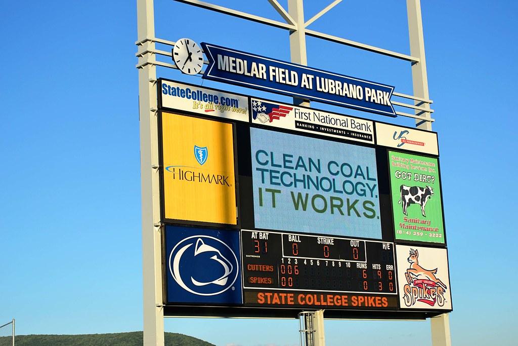 Clean Coal Technology