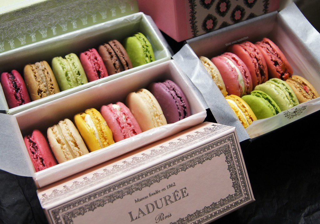 Connu Famous Macaron Store, Ladurée is Finally Coming To Malaysia  DM84