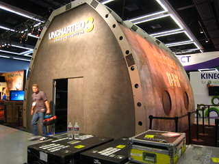 UNCHARTED 3 Booth | by brinstar