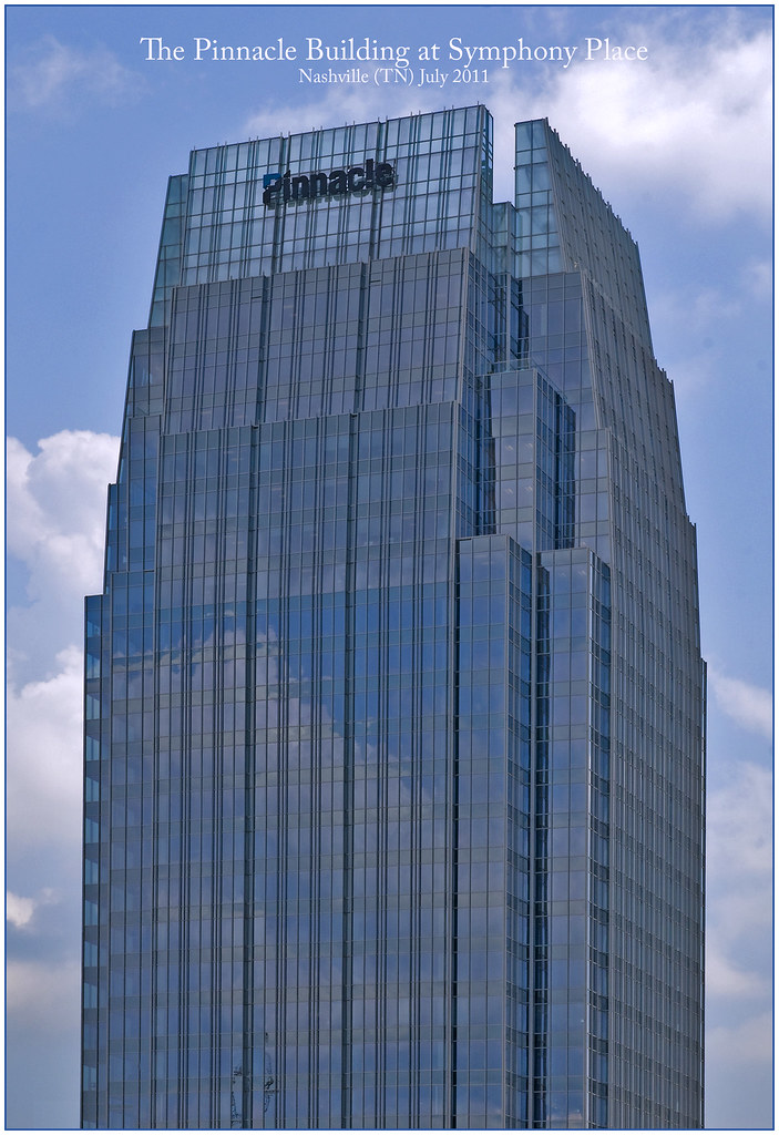The Pinnacle Building ...