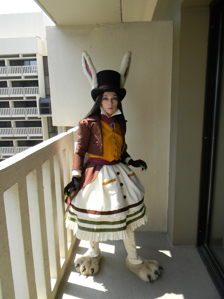 Alice White Rabbit Dress from Alice Madness Returns | Flickr