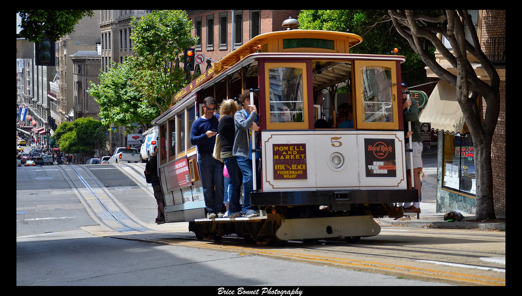 New Nikon Camera >> Cable Car San Francisco | Thanks for your comment. The famou… | Flickr