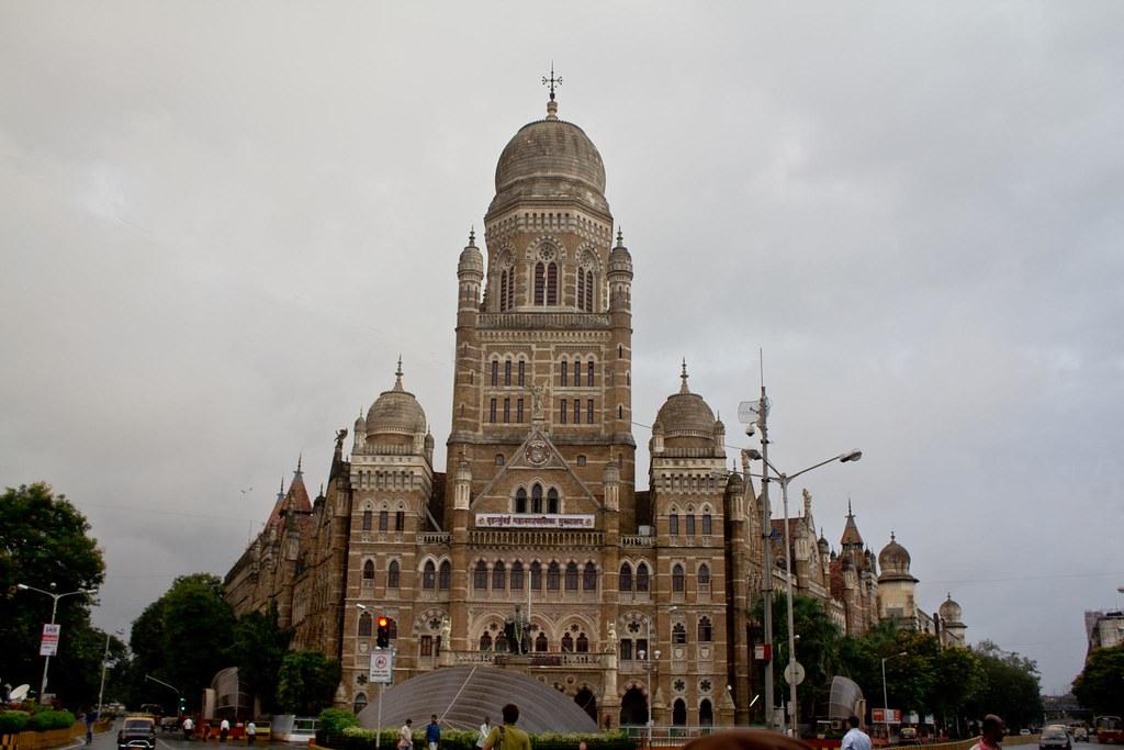 Victorian Gothic Architecture Mumbai Municipal Corporation