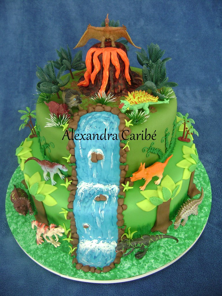 Jurassic Park Cake Pictures