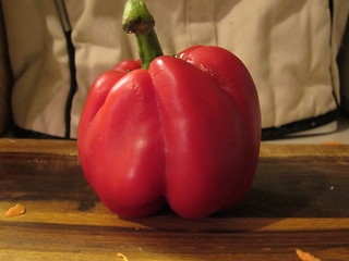 red bell pepper | by Madison Bistro