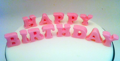 letter a cake happy birthday cupcake letters happy birthday fondant 6209