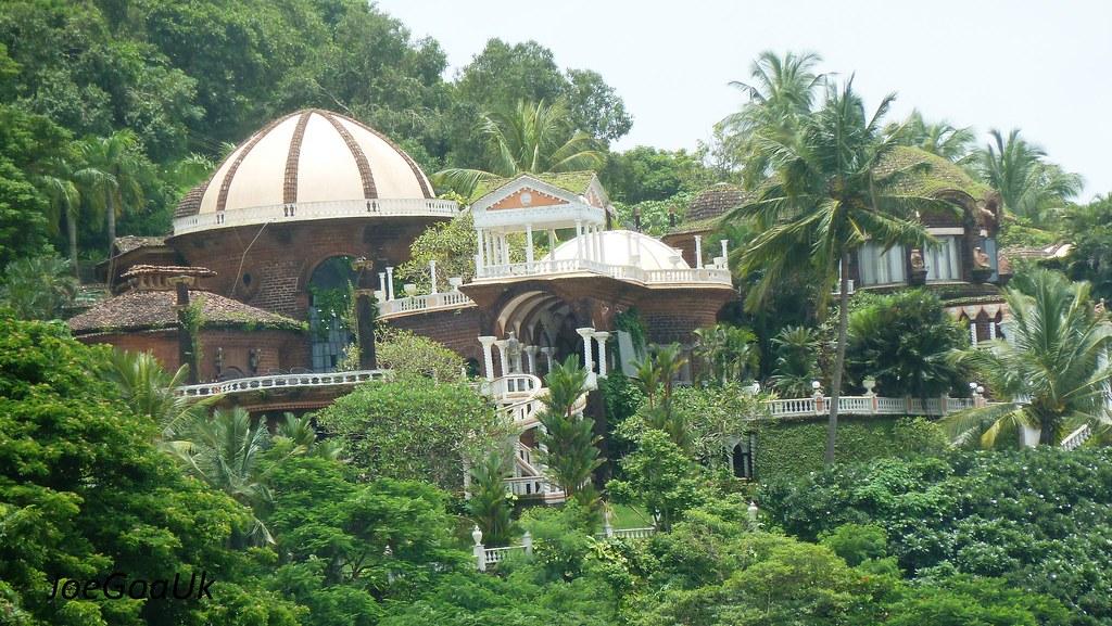 Jimmy's bungalow | Designed by Goan architect Gerard de ...