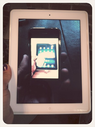 iPhone 4 picture of an iPad 2 picture of an iPhone 3G picture of an iPad 1 | by alexisgentry