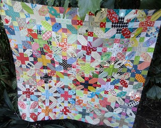 Japanese x and + blocks all sewn up | by staceyl2011