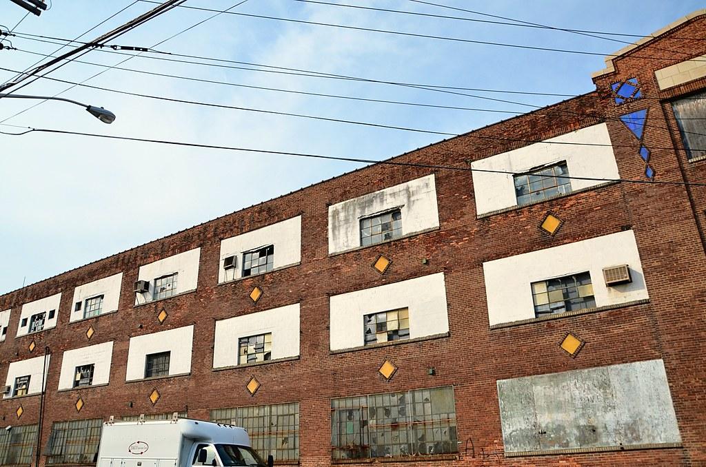 Side Full Abandoned Factory In Trenton Nj Originally Ser Flickr