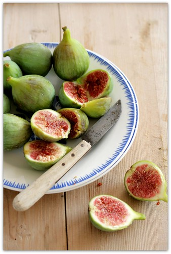 fresh figs | by C.Mariani